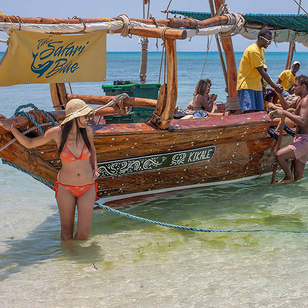 Zanzibar Treasure Tours & Safaris