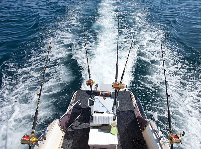 Deep Sea Fishing in Zanzibar