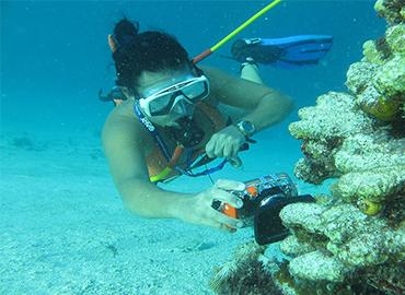 Third lung Diving in Zanzibar